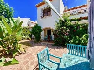 Cala Blanca Javea townhouse for sale