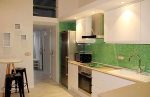 Modern new 1 bedroom studio to let Javea