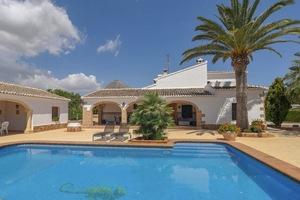 Villa met 3 slaapkamers te koop in Montgo Javea