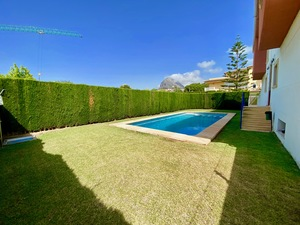 Ground floor apartment for sale in Javea