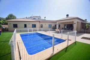 Modern villa for sale in Javea.