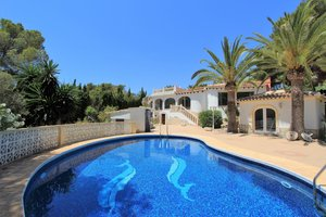 Traditional Villa for sale in Javea Balcon al Mar