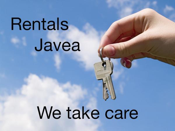 Gestion immobilière à Javea