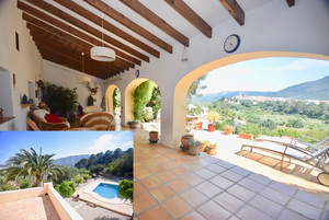 Villas for sale in Rafalet Javea