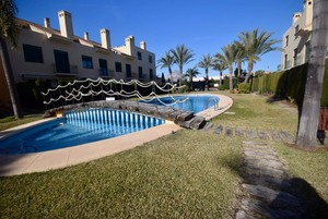 Townhouse for long term rental Javea Arenal.