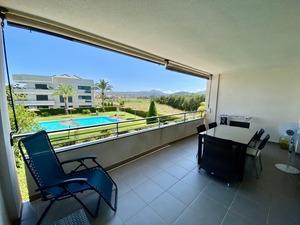 Modern 2 bedroomed apartment for Winter let in Javea