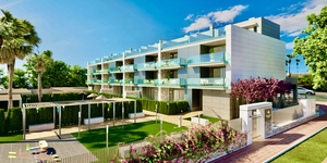New 3 Bedroom Penthouse Apartment for Sale in Javea