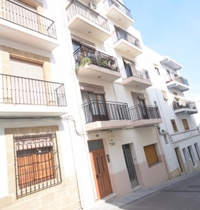 Apartment to let in Javea Old Town.