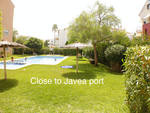 Javea Port ground floor apartment for sale