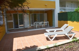 Ground floor apartment for long term rental in Javea
