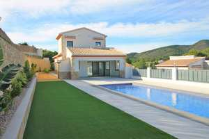 New Villas for sale la lluca javea