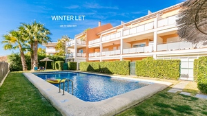 Winter let south facing Javea.