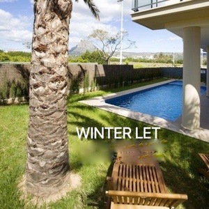 2 bedroom apartment for winter rental Javea