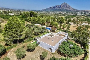Modern Villa for sale in Javea el Piver