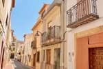 Townhouse for sale in Javea Old Town