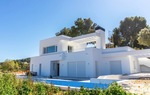 New completed Villa for sale in Javea