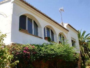Javea Arenal villa for sale.