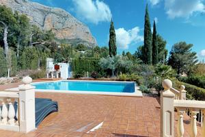5 Bedroom villa for sale Montgo Javea