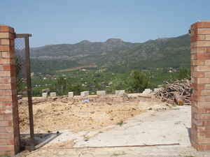 Stunning building plot for sale in Alzira.