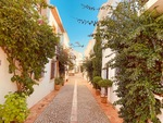 Townhouse to let in Javea Port.