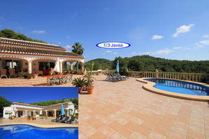 La Colina Javea villa for sale