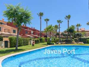 3 Bedroom Apartment to let long term in Javea port