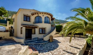 Villa de 4 dormitorios en venta en Cansalades Javea