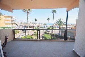Apartment to let in Javea Arenal.