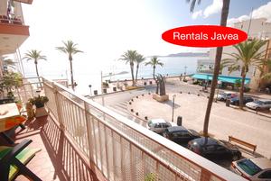 Apartment Javea Port long let.