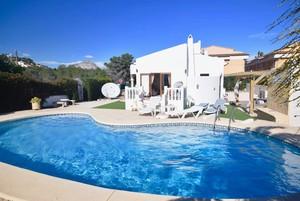 Villas for sale in Pinosol Javea