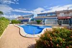 Spacious townhouse for sale in Javea