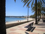 Javea Port Promenade