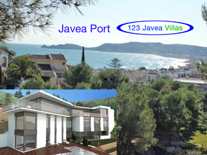 5 bedroom Plot for sale in Javea