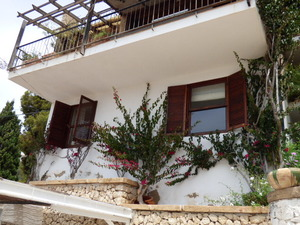 Modern apartment to let with sea views in Javea Port