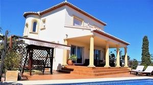 Villa for long term rental Javea, Adsubia