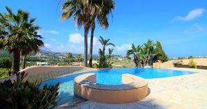 Belle villa à vendre à Javea