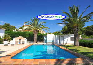 Bargain villa for sale in Balcon al Mar Javea