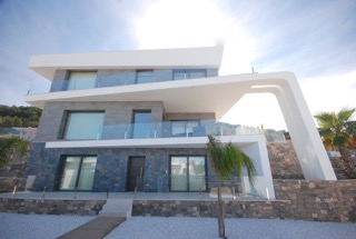 New build villas for sale in Javea