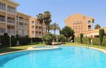 Ground floor apartment for long term rental Javea.
