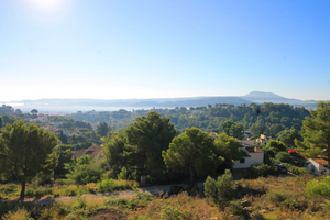 Building plot for sale in Javea with sea views