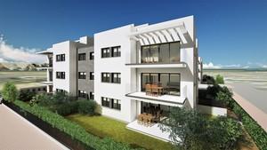 NEW 2 Bedroom Ground Floor Apartment for Sale in Javea