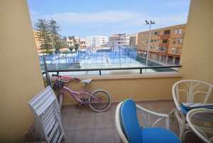 Apartment for long term rental Javea Arenal.