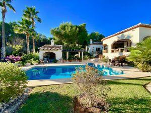 Villa te koop in La lluca Javea