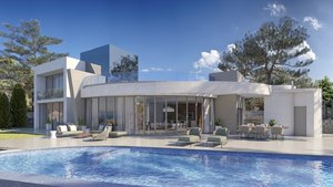 New modern villa for sale in Javea