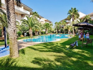 Ground Floor Apartment for sale in Javea Arenal.