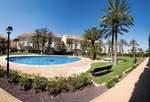 Ground floor apartment to let in Arenal Javea