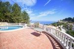 Villa for sale in Javea with sea view