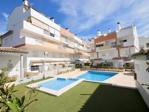 Duplex to let in Javea Port