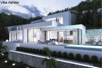 New Build Villas Close to Javea Beach