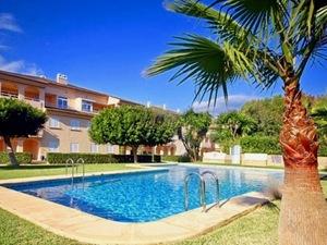 Javea apartment for long term rental